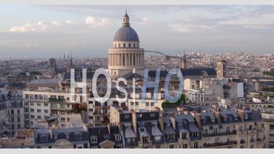 Panthéon Parisien Vidéo Drone