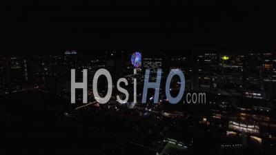 Tokyo Bay La Nuit, Vidéo Drone