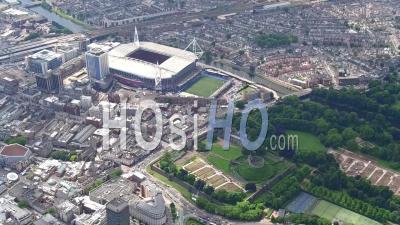 Millennium Stadium, Cardiff University, Cardiff, Pays De Galles.