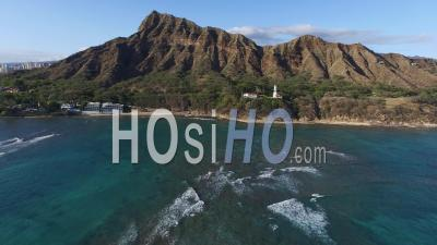 Diamond Head, Phare, Honolulu, Oahu, Hawaii