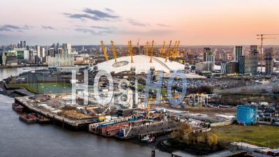 O2 Arena, Londres Air