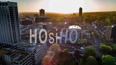 Croydon, Centre Bourough- Vidéo Drone